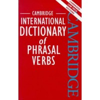Cambridge International Dictionary of Phrasal Verbs Low Price Edition
