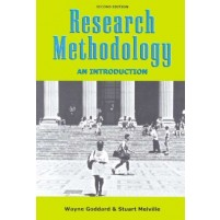 Research Methodology : An Introduction 2 nd ed - W.Goddard