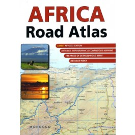 Africa Road Atlas [latest revised edition]