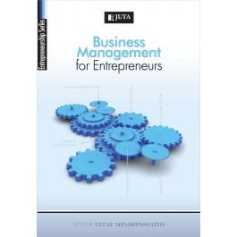 Busines Management for entrepreneurs - C.Nieuwenhuizen
