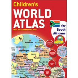 Children's World Atlas [ ideal for learners of all ages]