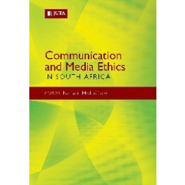 Communication and Media Ethics 1ed. - Nathalie Hyde-Clarke in S.A.