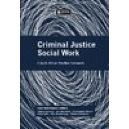 Criminal Justice Social Work - Holtzhausen, L  Nieuwenhuizen, C