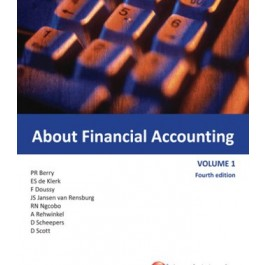 About Financial Accounting Vol 1 4th Edition