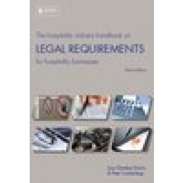 Hospitality Industry Handbook on Legal Requirements for Hospitality 3rd ed.- Gordon-Davis, L  Cumberlege, P