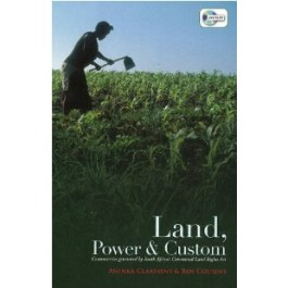 Land, Power and Custom