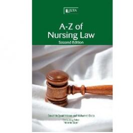 A-Z of Nursing Law 1e