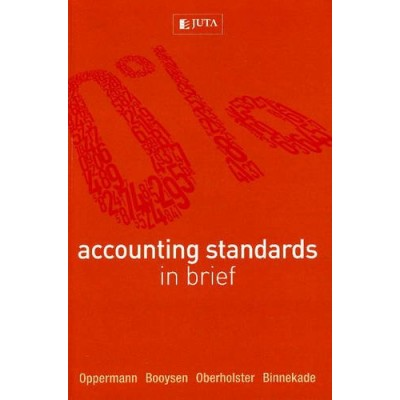 Accounting Standards in Brief