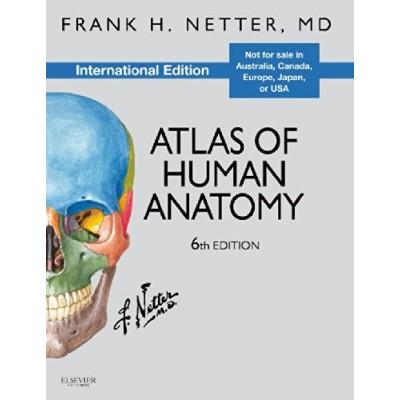 Atlas of Human Anatomy 6th Edition