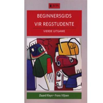 Beginnersgids Vir Regstudente 4de Uitgawe