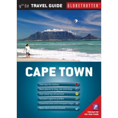 Cape Town Travel Pack 9th edition - Peter Joyce