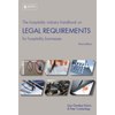Hospitality Industry Handbook on Legal Requirements for Hospitality 3rd ed.- Gordon-Davis, L  Cumberlege, P