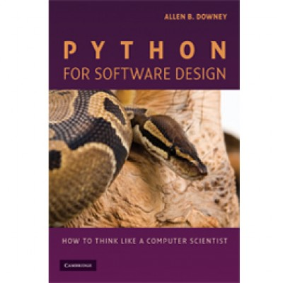Python for Software Design