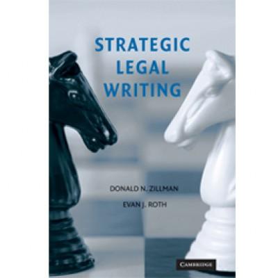 Strategic Legal Writing