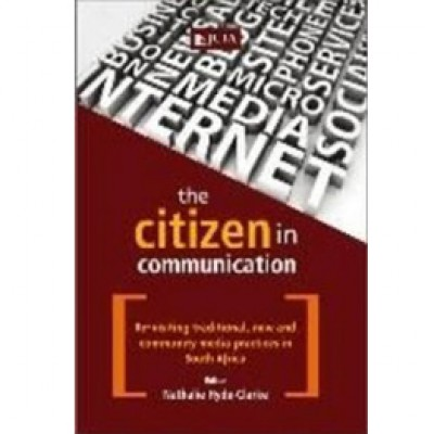The Citizen in Communication - NATHALIE HYDE-CLARKE