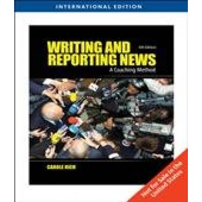 Writing and Reporting News
