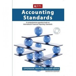 Accounting Standards 16 th edition - Oppermann, Booysen