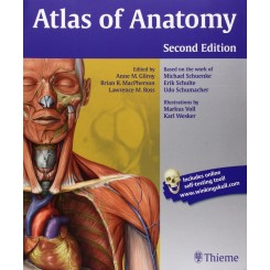 Atlas of Anatomy 2nd edition - Gilroy