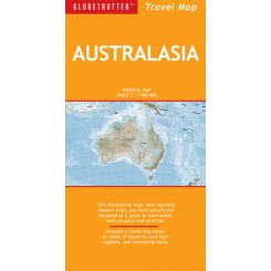 Australasia Travel Map