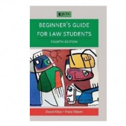 Beginner's guide for Law Students 4e  - D.Kleyn , F.Viljoen