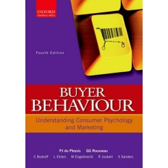 Buyer Behaviour: Understanding Consumer Psychology & Marketing 4th ed. -  Du Plessis, Rousseau