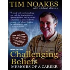 Challenging Beliefs: memoirs of a career new 2012 edition - Tim Nokes with Michael Vlismas