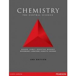 CHEMISTRY: THE CENTRAL SCIENCE 3 RD EDITION PLUS MASTERING CHEMISTRY WITH PEARSON E TEXT
