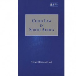 Child Law in S.A. 1ed.
