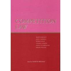 Competition Law 1st ed