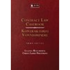 Contract Law Casebook / Kontrakreg Vonnisbundel 3e - Hawthorne ; Pretorious