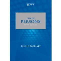 Law of Persons 5 e