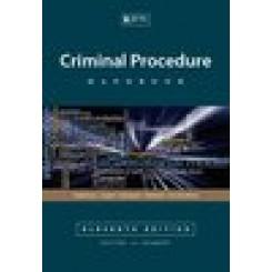 Criminal Procedure Handbook 11th ed. - Joubert, JJ  Geldenhuys, T  Swanepoel, JP  Terblanche, SS  Van der Merwe, SE