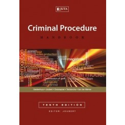 Criminal Procedure Handbook 10th Edition