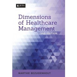 Dimensions of healthcare management