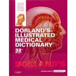 Dorland's Illustrated Medical Dictionary, International Edition, 32nd Edition