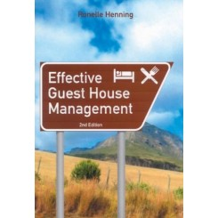 Effective Guest House Management 2nd ed
