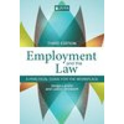 Employment and the Law: A Practical Guide for the Workplace 3rd ed. - Landis, H  Grossett, L