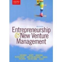Entrepreneurship and New Venture Management 4 th ed -– Van Aardt ; Hewitt…