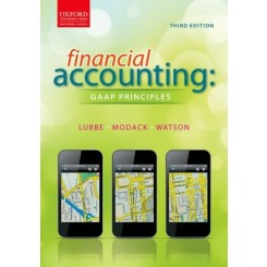 Financial Accounting-GAAP Principles 3rd Edition