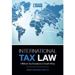 International Tax Law  Offshore Tax Avoidance in South Africa - AW Oguttu