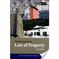 Introduction to the Law of Property