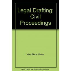 Legal Drafting 1e
