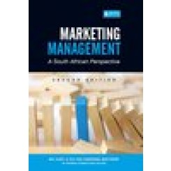 Marketing Management:: A South African Perspective - Cant, M