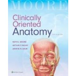 CLINICALLY ORIENTED ANATOMY 8 EDITION - MOORE