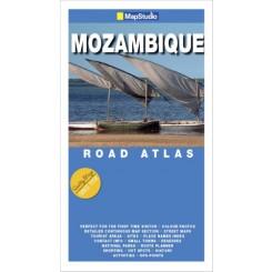 Mozambique Road Atlas