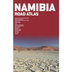 Namibia Road Atlas 4th edition