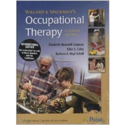Willard & Spackman's Occupational Therapy 11th ed - E.B.Crepeau