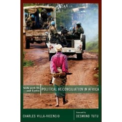 Walk with Us and Listen Political Reconciliation in Africa - Charles Villa-Vicencio forward by Desmond Tutu