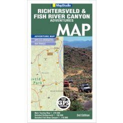 Richtersveld & Fish River Canyon Road Map