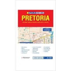 Street Guide Pretoria 12th ed